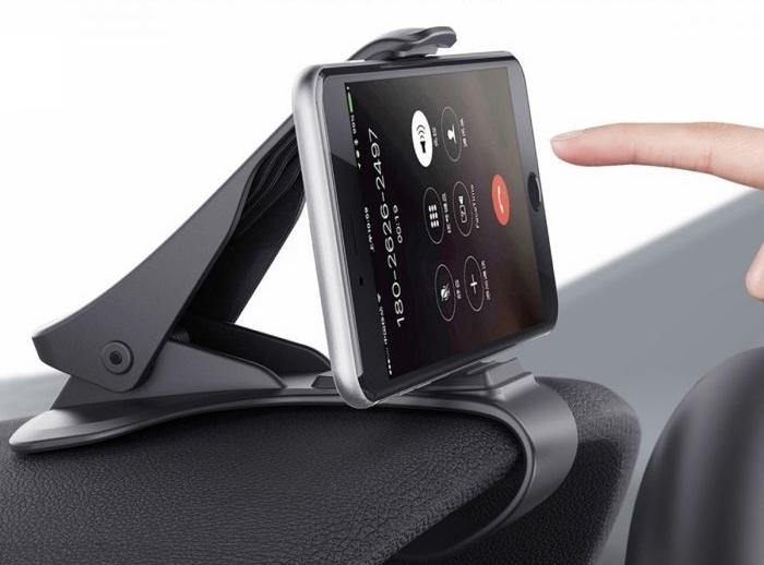 Držiak na mobilný telefón do auta na palubnú dosku