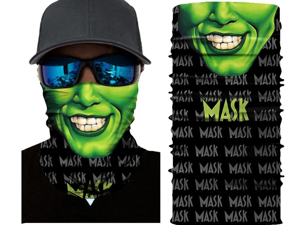 Nákrčníky s maskou - chráňte sa pred Coronou!