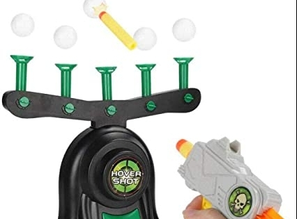Hra streľba Hover Shot