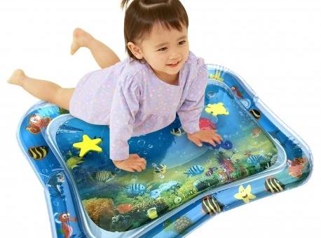 Active Play, aktívna nafukovacio-vodná herná podložka
