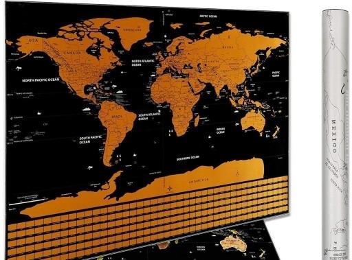 LMV - Stieracia mapa sveta
