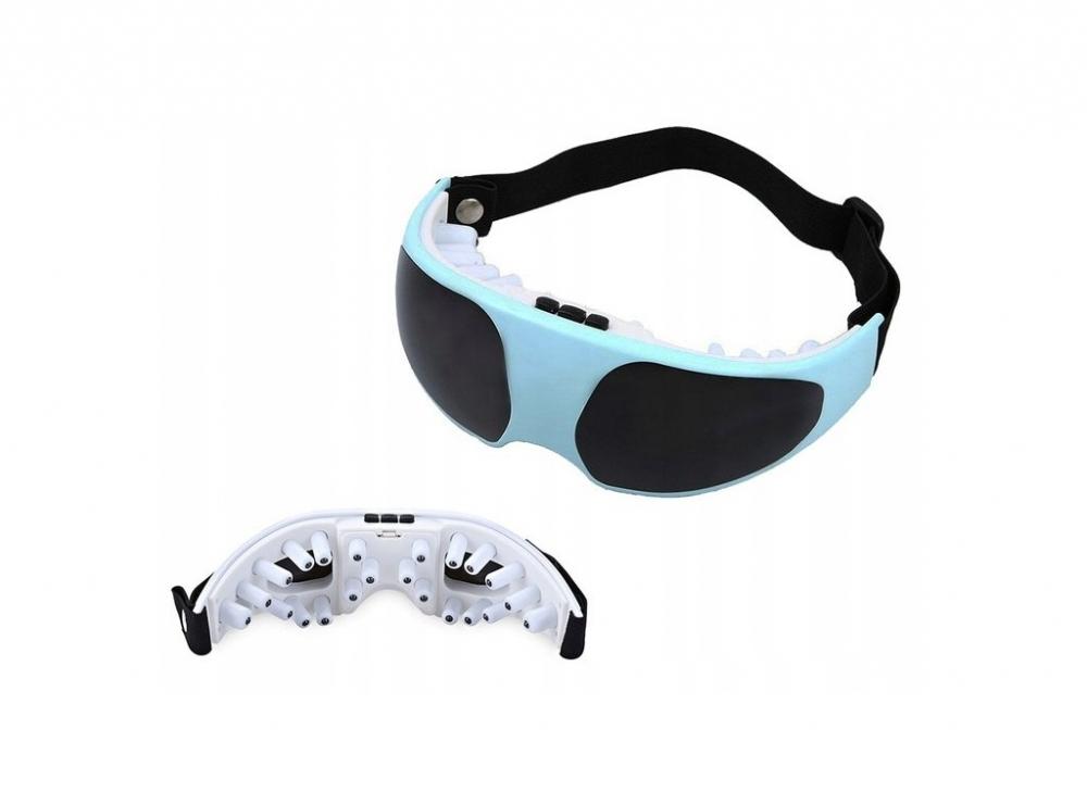 Vibračné okuliare proti bolestiam očí a hlavy