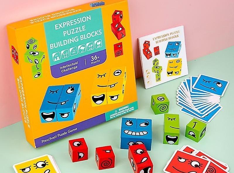 Logická puzzle hra kocky