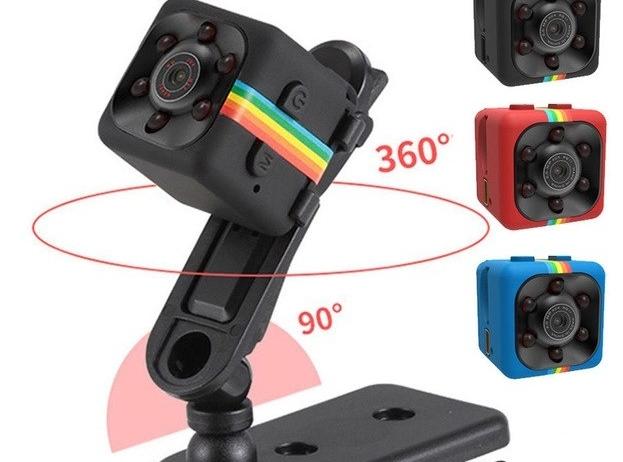 VÝPREDAJ - Mini kamera v štýle Panta Pocket Cam - NAJLACNEJŠIE V SR