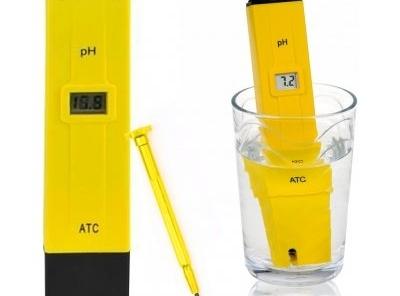 Merač ph vody s ATC