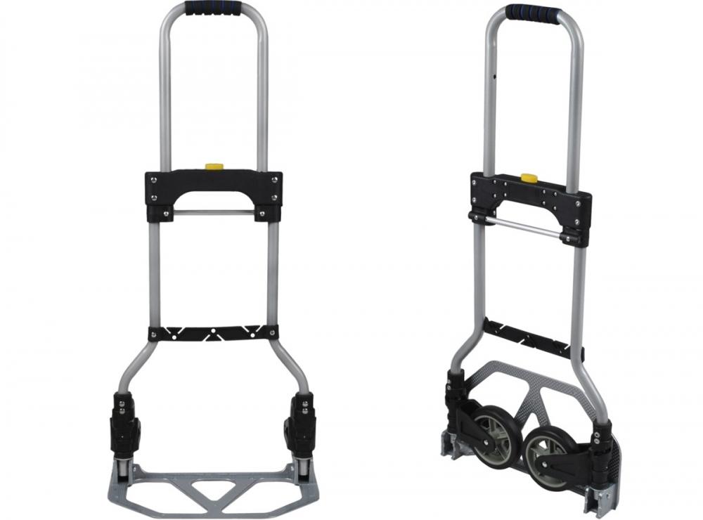 Skladací hliníkový vozík do 50 kg (rudla)
