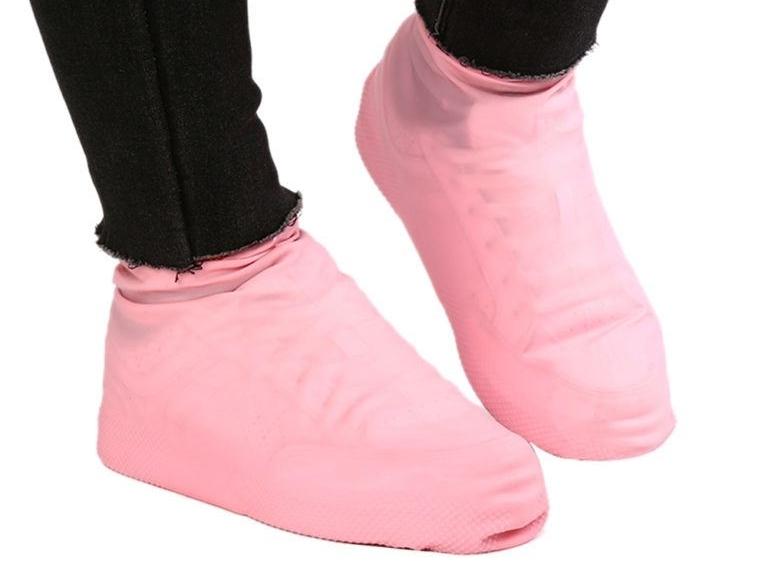 SUPERAKCIA - Nepremokavé silikónové návleky na topánky