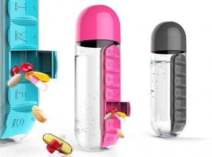 Nová - Fľaša s dávkovačom na lieky