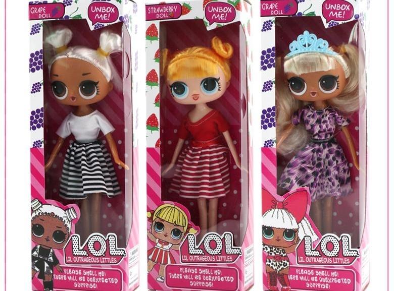 LOL Surprise-veľká bábika
