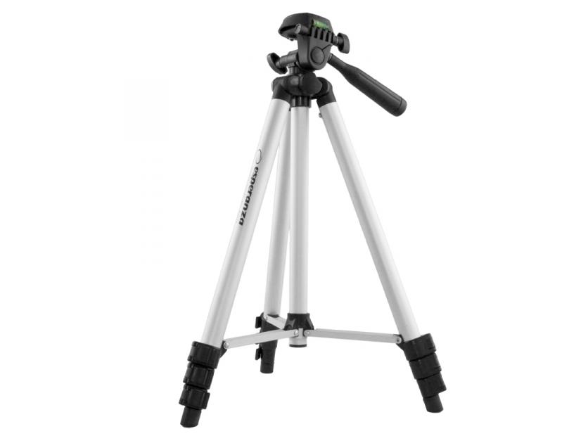 Statív SEQUOIA tripod pre fotoaparát, teleskopický 1350mm