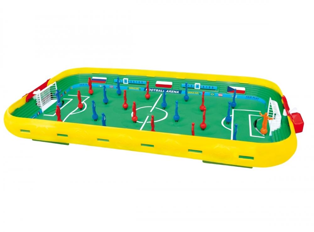 Stolný futbal - Zostaňte doma :-)