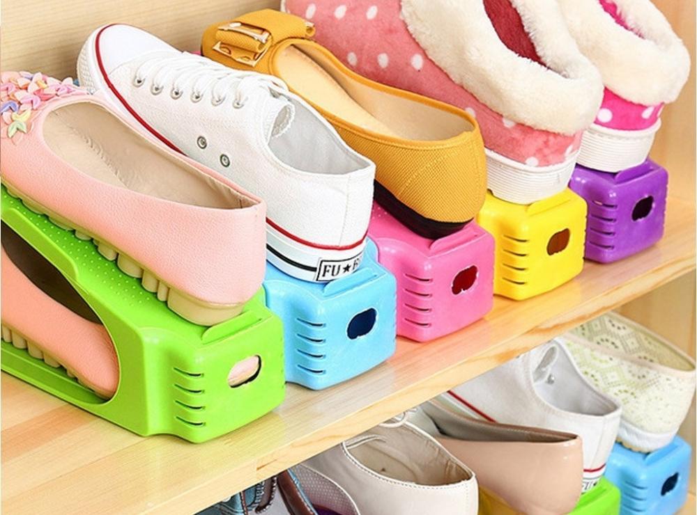 LMV - Plastový organizér na topánky