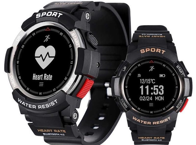 Športové smart hodinky G7 s heart rate, bluetooth 4.0...