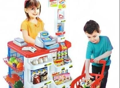 Detský XXL Supermarket