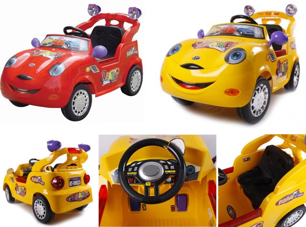 Elektrické autíčko z rozprávky Cars-najlepšia cena v SR!!!