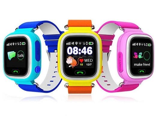 Nová - GPS hodinky pre deti
