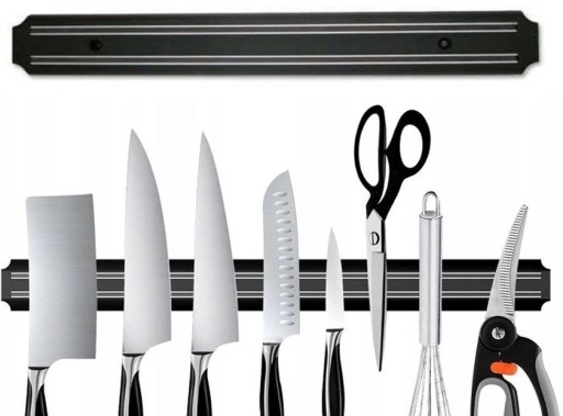 Magnetický držiak na nože a iné