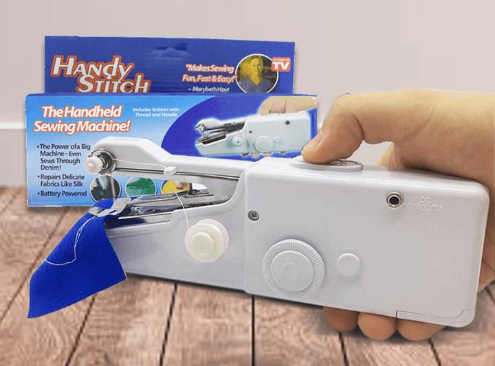 Znova v ponuke - Starlyf Fast Sew štýl - Handy Stitch - ručný šijací stroj
