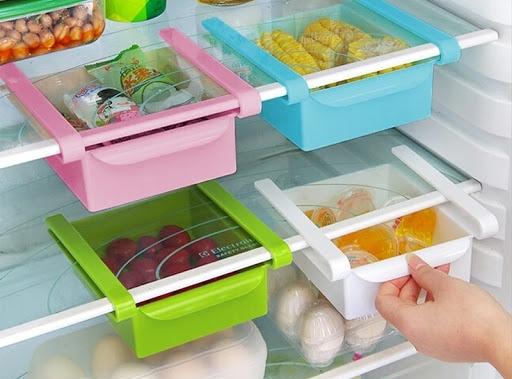 Úsporný organizér do chladničky - od 0,80 eura!