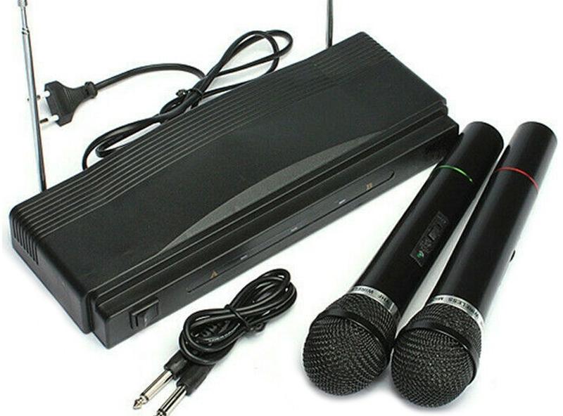 Karaoke sada bezdrôtová + 2 x mikrofón
