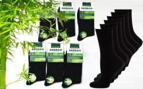 Značkové bambusové ponožky Aura-via (5 párov) - 4,99 !!!