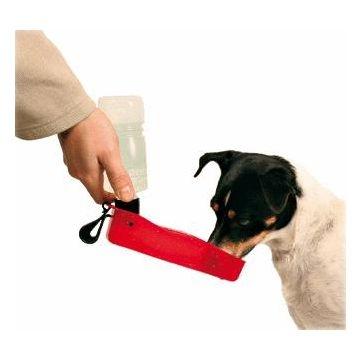 Cestovná fľaška (nielen) pre psíkov