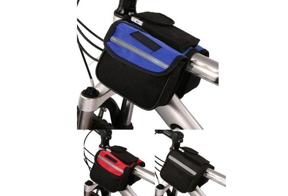 2-litrový obojstranný vak na bicykel (3 farby)