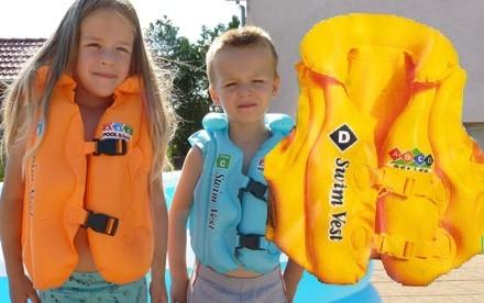 Detské plávacie vesty