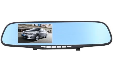 Spätné zrkadlo s Full HD displejom