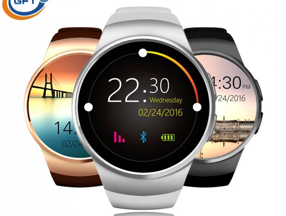 Špičkové vodeodolné, inteligentné hodinky s meraním tepu a množstvom ďalších funkcií...