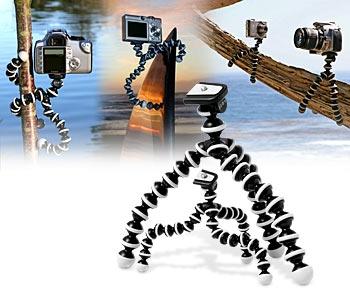 Statívy pre fotoaparáty