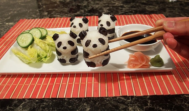 Sushi strojček pre dokonalé sushi