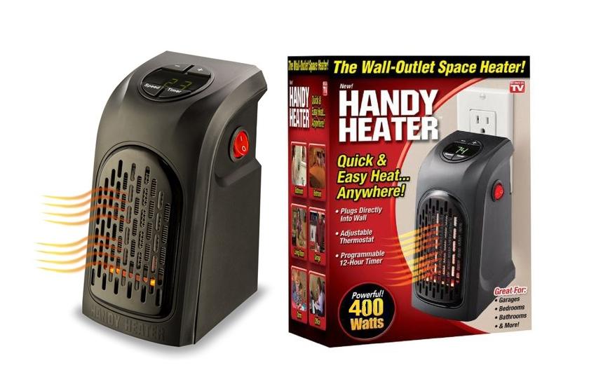 Teplovzdušný ventilátor - Handy Heater