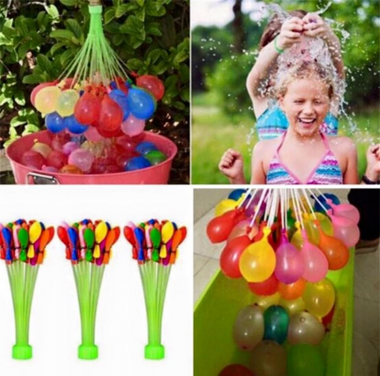 Hit leta - vodné balóny (100ks)
